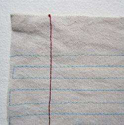 Sewn paper1