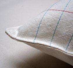 Letter pillow 2
