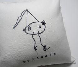 Princess pillow2
