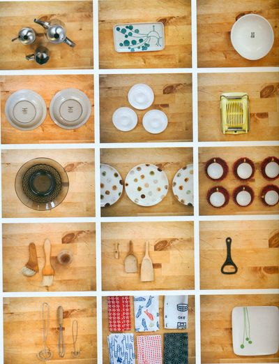 Lotta's kitchen things