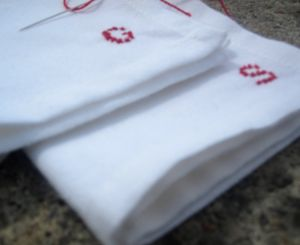 Embroidered napkins2