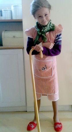 Granny sebby