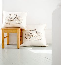 Bike pillows