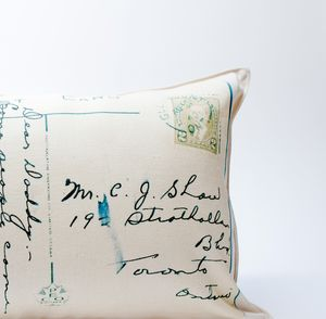 Postcard pillow3