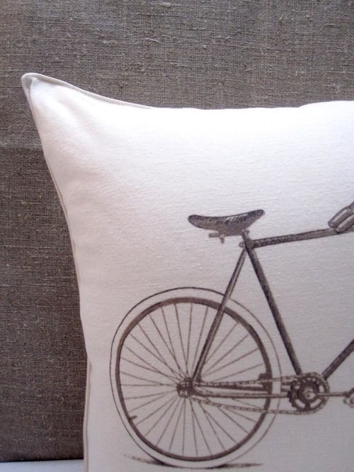 Bicycle pillow 3
