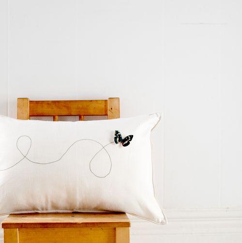 Butterfly pillow5